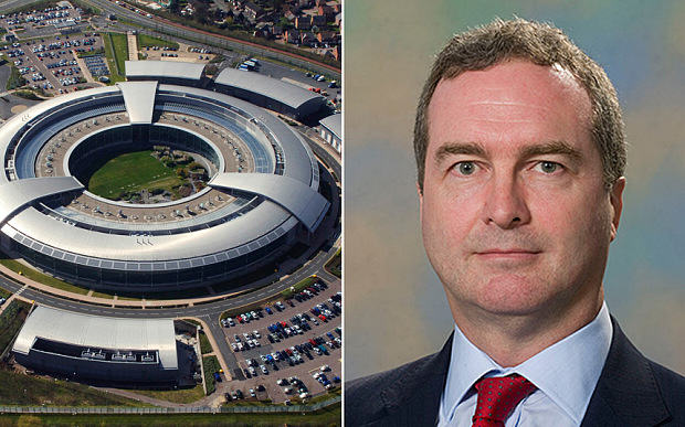 gchq Robert Hannig 3094525b Hoaxer High On Cocaine Gets Through To David Camerons Phone