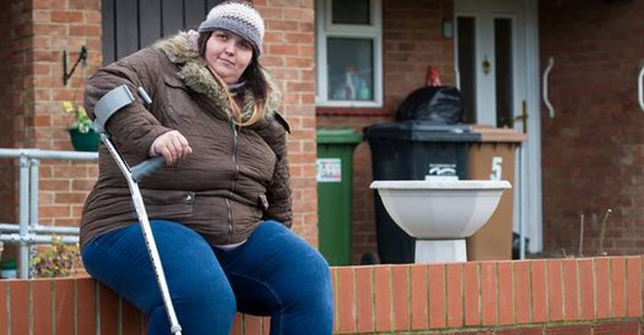 jodie2 Woman 'Too Fat To Work' Refuses Treatment To Stay On Benefits
