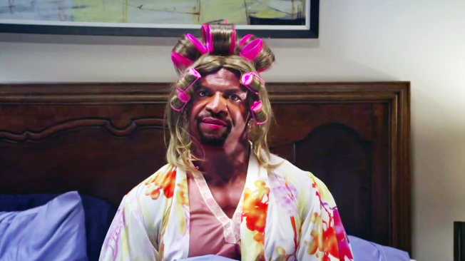 mrs terry crews hed 2015 Terry Crews Is Back On The Old Spice Adverts