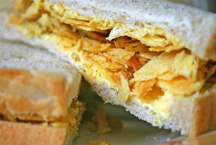 no 3 Finally, A Crisp Butty Speciality Cafe Has Opened