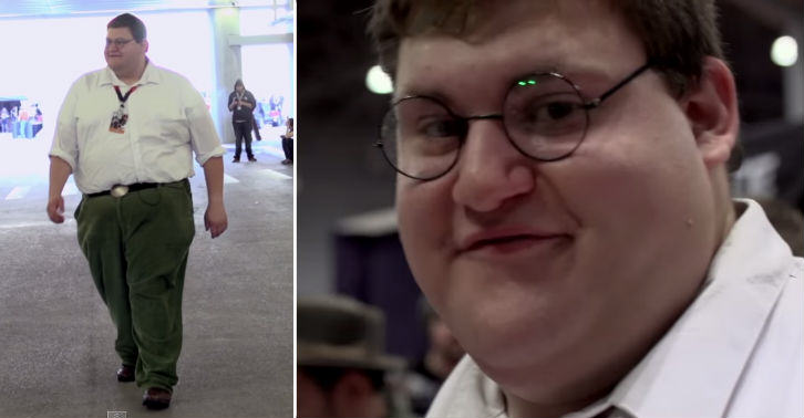 peter fb thumb Real Life Peter Griffin Attends New York Comic Con