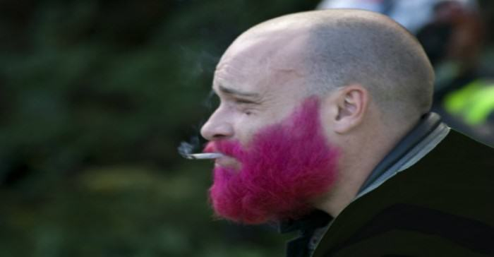Men Are Now Dyeing Their Beards, And Its Apparently Fashionable tumblr lx7irp11Cc1r24kgxo1 500 e1421853370236