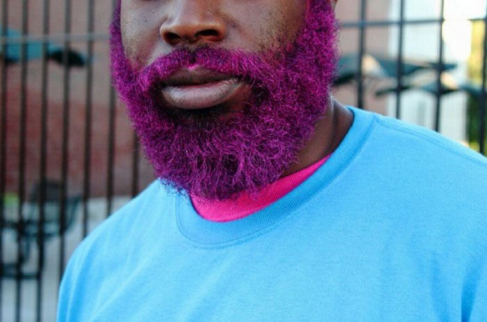 Men Are Now Dyeing Their Beards, And Its Apparently Fashionable u1jalfazndoztvz5n55n