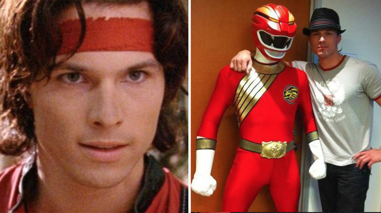 12 Former Power Ranger Star Arrested For Murdering Friend With Sword