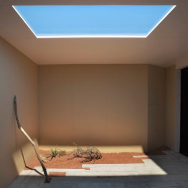 CoeLux60a square web This Fake Skylight Gives You Sunshine All Day Every Day