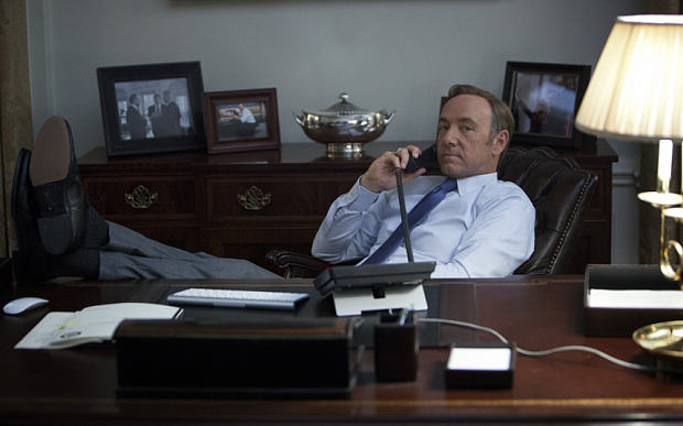 House of Cards 3162200b Netflix Accidentally Make House Of Cards: Season 3 Available
