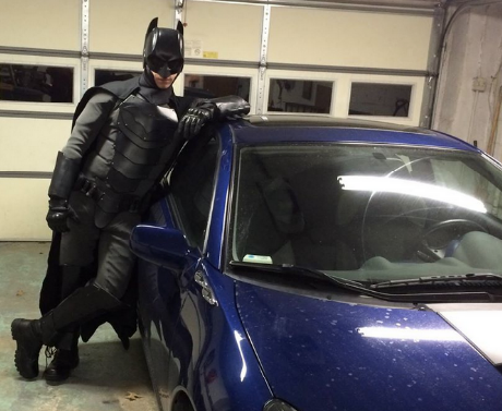 This Lad Built His Own Knifeproof Batman Costume Screen Shot 2015 02 26 at 19