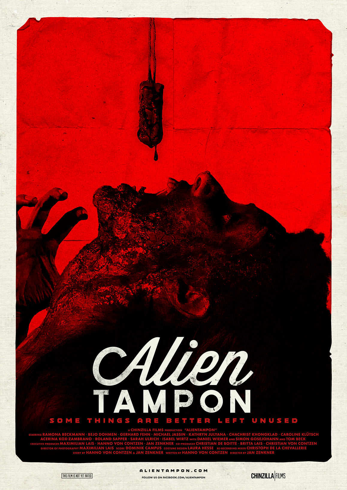 alientampon poster red Somebody Wants To Make The Film Alien Tampon, And We Want To Watch It