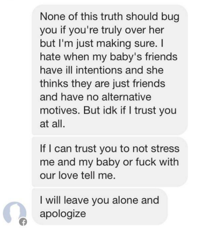 holy mother of crazy ex boyfriend 7 This Guy Goes Mental At A Lad For Snapchatting His Ex