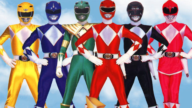 prangers This Insane Power Rangers Remake Is Incredibly Brutal