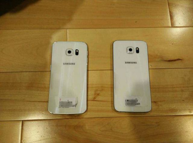 samsung2 Photos Of Samsungs Galaxy S6 Leak Online Days Before Reveal