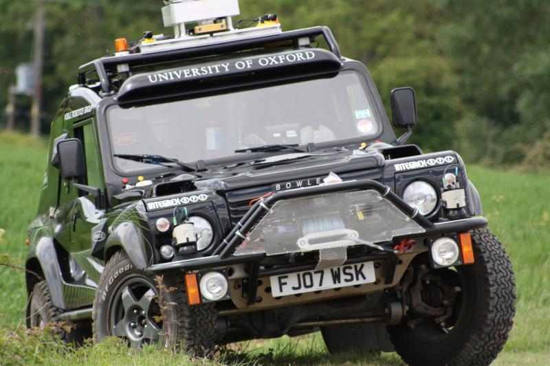wildcat Driverless Cars Are Now Being Tested In UK Cities