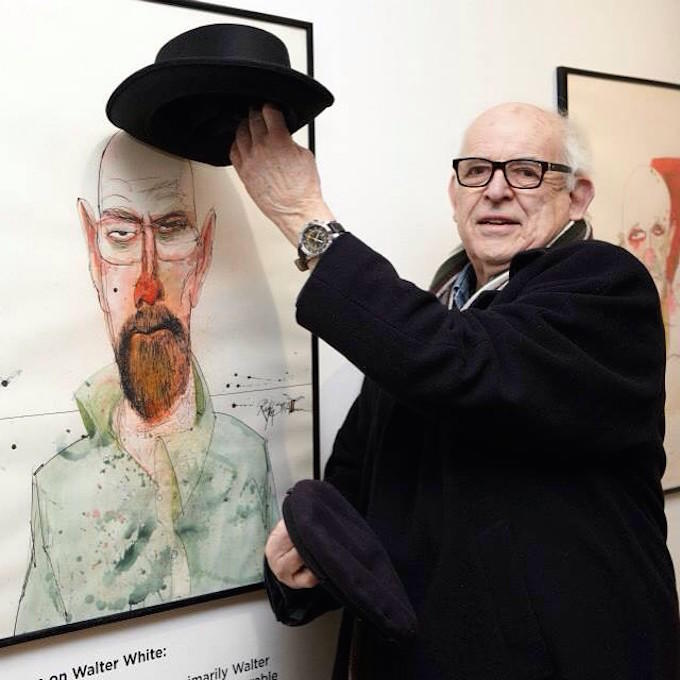 Artist Recreates Breaking Bad Characters In This Exhibition xn4cdlqugaij8bvopivu