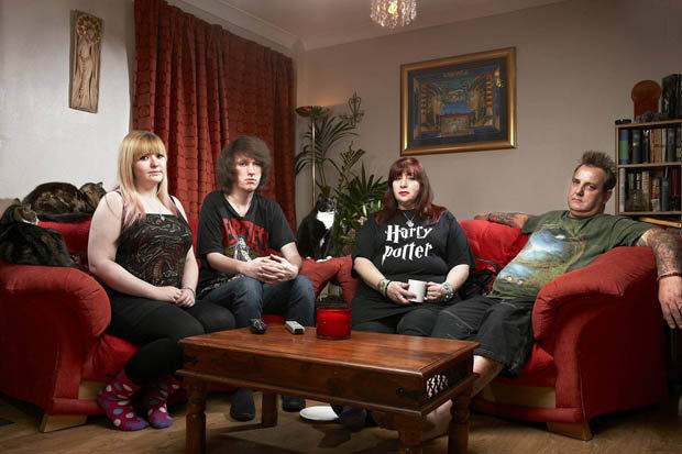 The Silent Lad From Gogglebox Has Been Dumped By His Girlfriend 113824