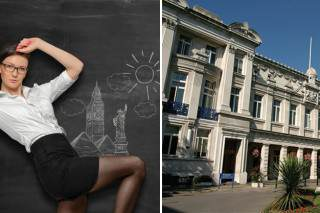 University Teacher Showed Class A Video Of Her Inserting Stuff Into Her Vagina