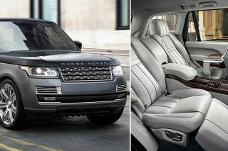 New Range Rover Is Their Most Luxurious Yet, Costs £150K