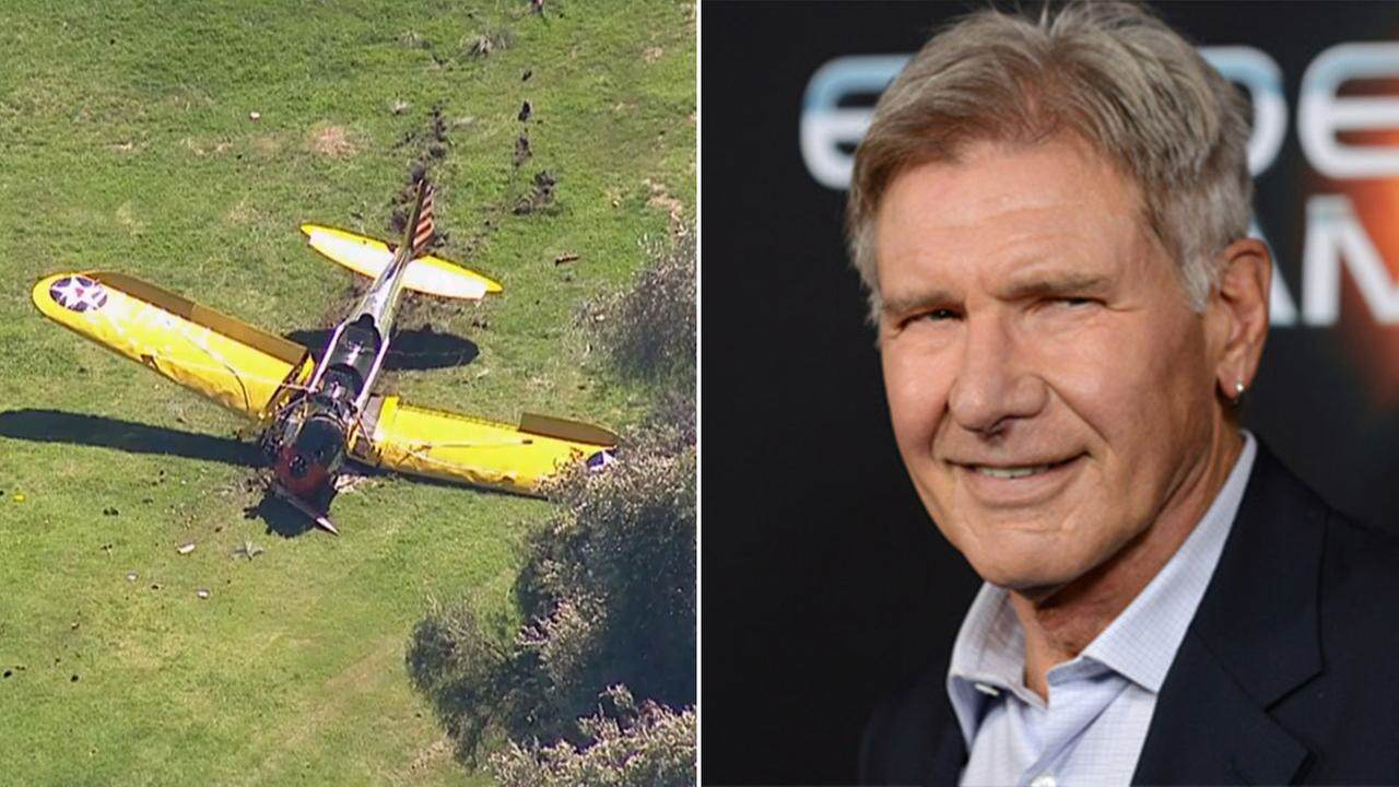 Harrison Ford Returns To Star Wars Filming Following Plane Crash 546696 1280x720
