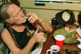 The Legendary Willie Nelson Is Launching His Own Weed Brand