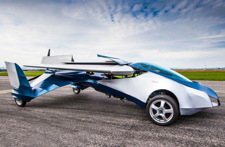 Check Out The First Flying Car, Which Could Be Here By 2017 ad150182040mandatory credit e1414657825998