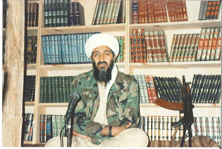 bin Rare Photos Of Osama Bin Ladens Secret Compound Revealed