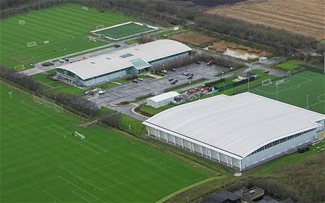carrington Manchester United Training Ground Becomes Hotbed For Sex Crazed Doggers