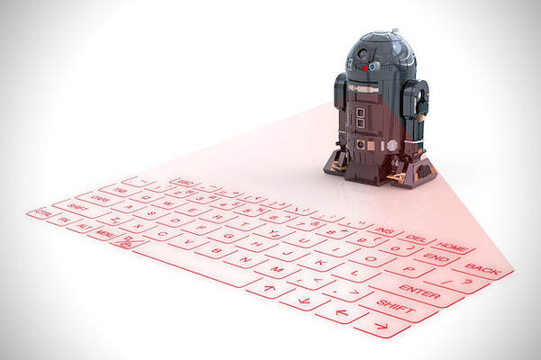 droid This Star Wars Droid Will Project A Keyboard Onto Any Surface