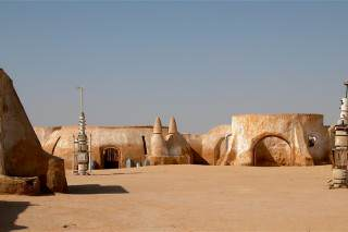 Iconic Star Wars Town 'Tatooine' Is Now Occupied By ISIS