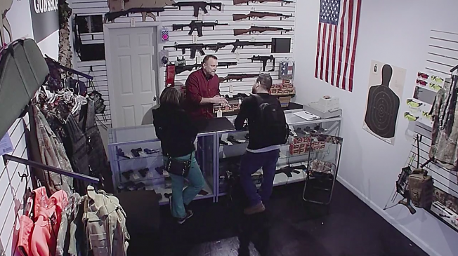 gun store nyc hed 2015 A Gun Store Was Opened In NYC For Powerful Gun Violence Advert