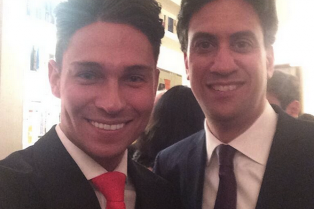 Joey Essex Set To Quiz Party Leaders Ahead Of General Election joey essex 640x426