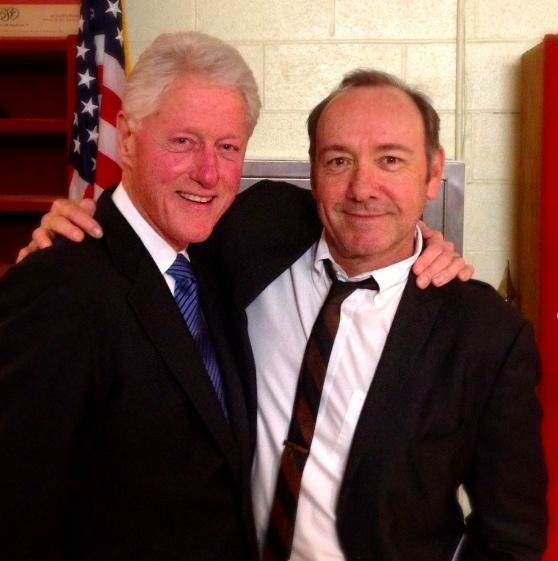 Bill Clinton Supposedly Says House Of Cards Is 99% Real