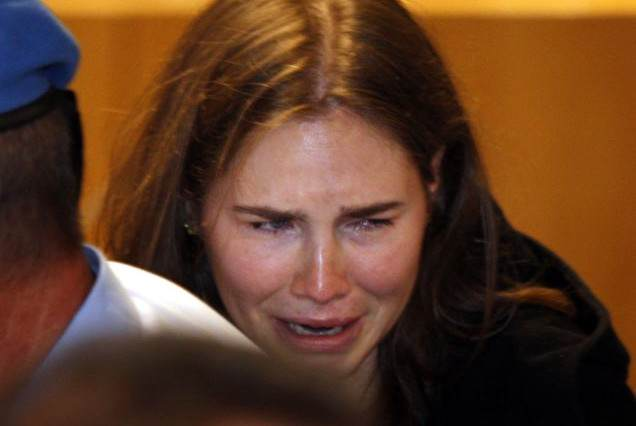 knox 636x426 Amanda Knox Acquitted AGAIN By Italian Court As 2007 Murder Case Draws To A Close