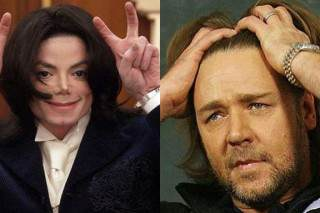 Michael Jackson Used To Prank Call Russell Crowe, Although He Had Never Met Him