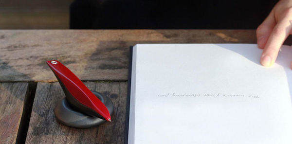 pen5 Geniuses Invent Pen That Helps Parkinsons Sufferers To Write