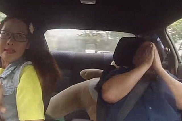prank 640x426 Rookie Driving Instructors Pranked By Professional Driver Who Pretends To Be A Terrible Learner