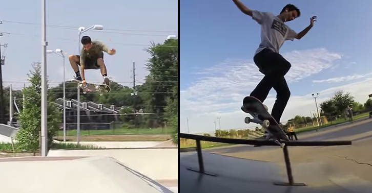 qwertyuiop Latest Mikey Whitehouse Skateboarding Video Is RIDICULOUS