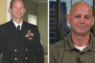 Heroic Navy SEAL Shot 27 Times, Now Planning To Run Triathlon To Raise Money For Vets