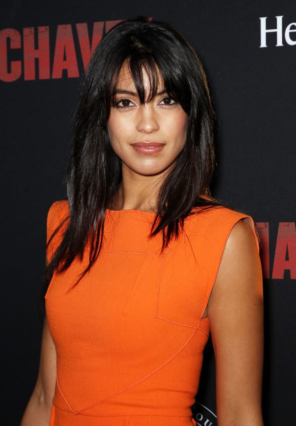 rexfeatures 3666217t e1426069923820 Stephanie Sigman Revealed As New Bond Girl For Spectre