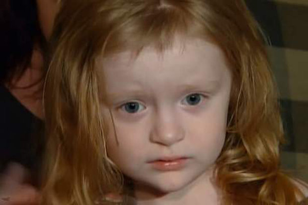 Four Year Old Kid Wants Slushie SO Much She Boards Bus Alone At 3am To Get One slushie