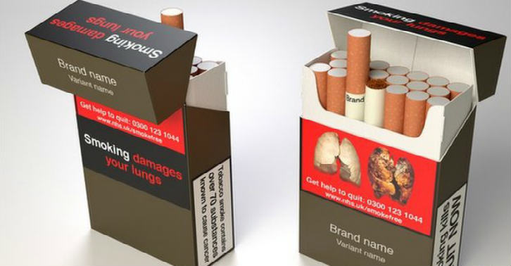 tghyhgbh Plain Packaged Cigarettes Will Be On Shelves Next Year