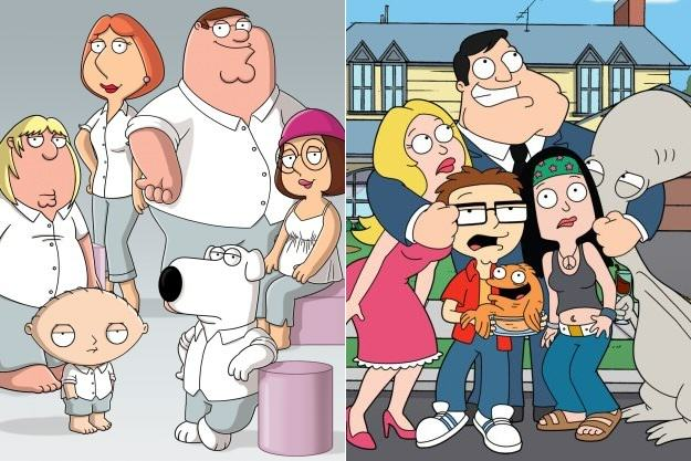 thing Family Guy And American Dad Officially Move To ITV