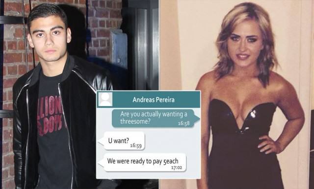 Manchester United Players Are At It Again Offering £10K For A Threesome threesome 640x387