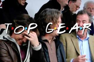 This Top Gear 'Friends' Parody Hit Me Like A Ton Of Bricks