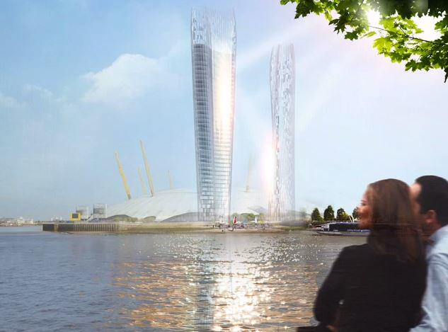 tower Architects Are Creating A Skyscraper For London That Has No Shadow
