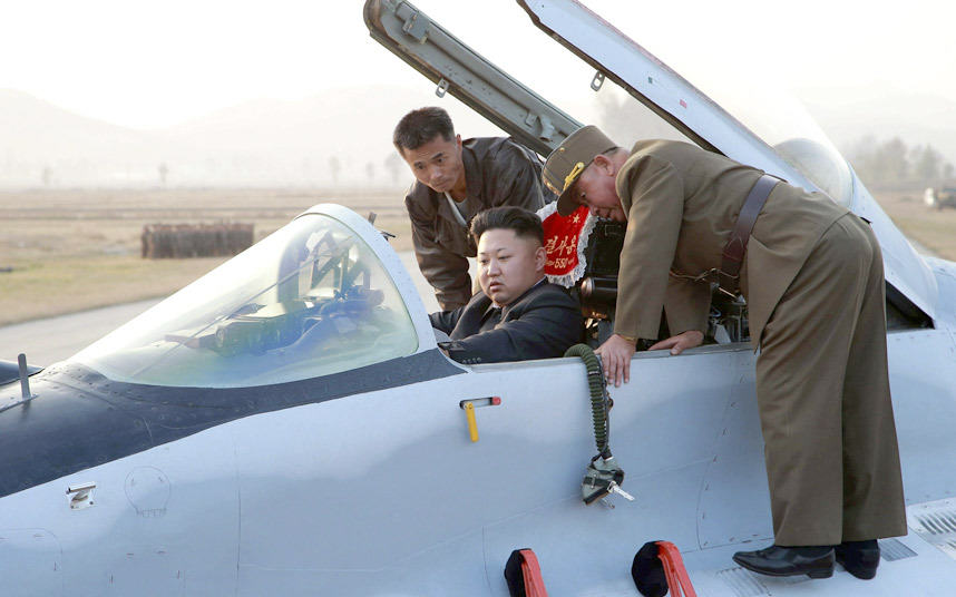 w84idFL Kim Jong un Always Looks Like Hes On A School Trip