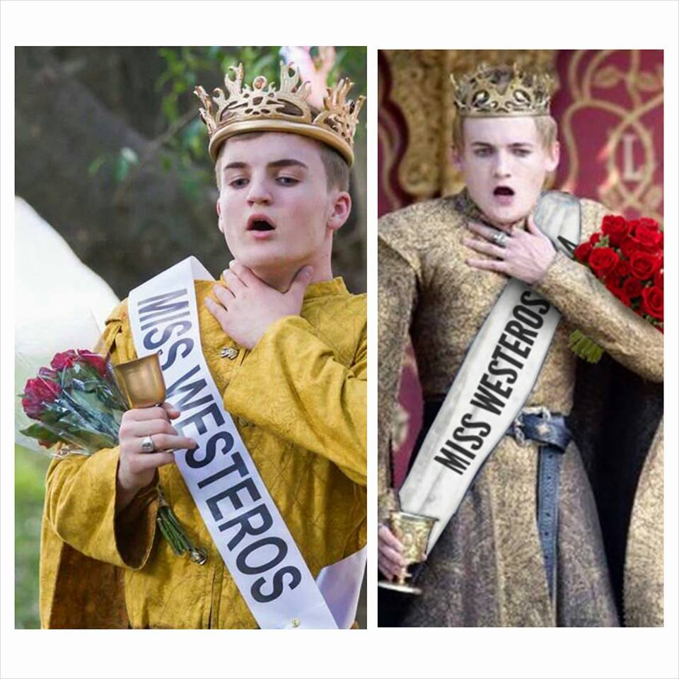 Lad That Looks Identical To King Joffrey Meets The Real Deal 10367791 684215641695694 6226539458655908097 n