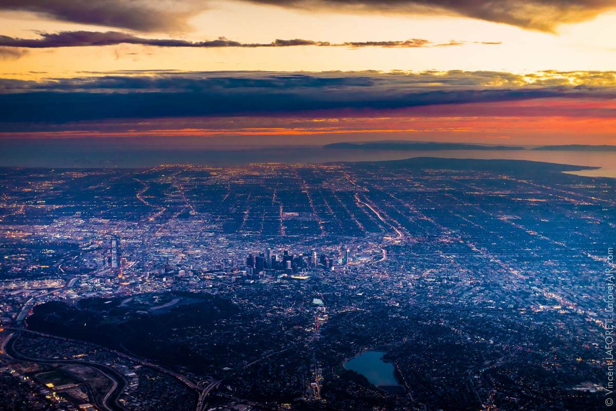 Los Angeles Looks Incredible At 10,000 Feet 1120