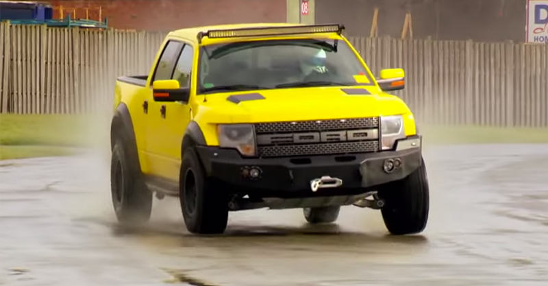 1129 Top Gear Release Video Of Stig Driving 623bhp Hennessey VelociRaptor