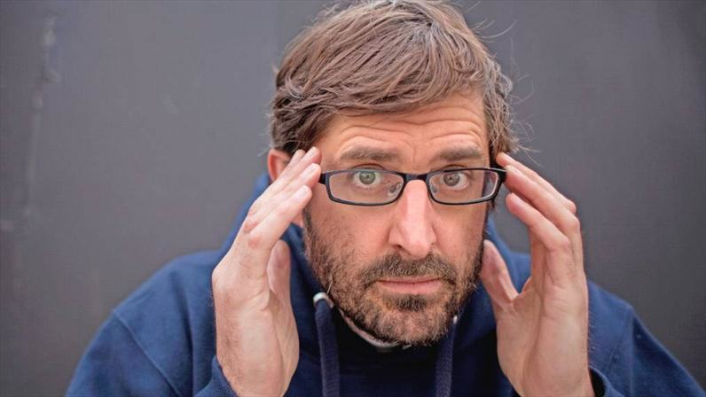 161157659 Scientology Are Making A Documentary About Louis Theroux