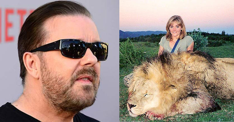 172 Ricky Gervais Hate Campaign Against Hunters Is What We Need More Of