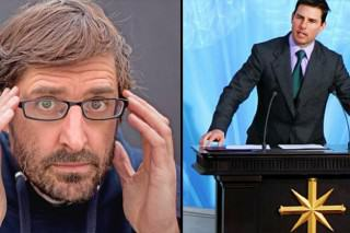Scientology Are Making A Documentary About Louis Theroux
